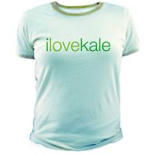 i love kale shirt