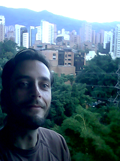 December 2013 - Mike in Medellín, Colombia