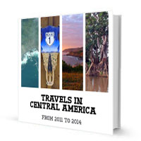 Travels in Central America book cover